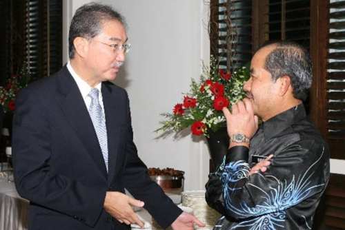 (21 May 2009) Fireside Chat with Chief Secretary to the Government - 1