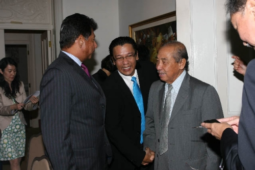 (21 May 2009) Fireside Chat with Chief Secretary to the Government - 14