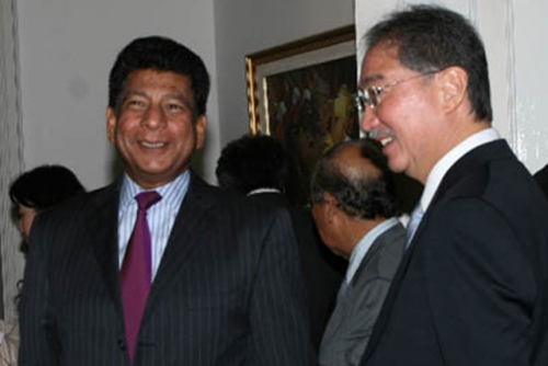 (21 May 2009) Fireside Chat with Chief Secretary to the Government - 15