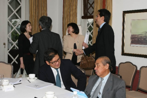 (21 May 2009) Fireside Chat with Chief Secretary to the Government - 17