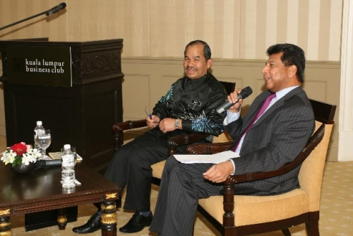 (21 May 2009) Fireside Chat with Chief Secretary to the Government - 3