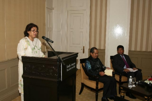 (21 May 2009) Fireside Chat with Chief Secretary to the Government - 6