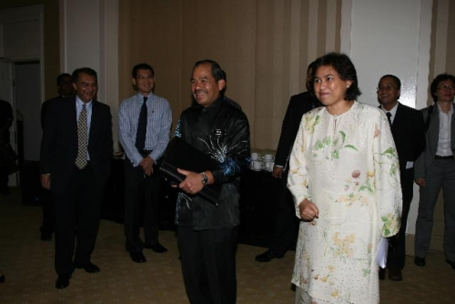 (21 May 2009) Fireside Chat with Chief Secretary to the Government - 8