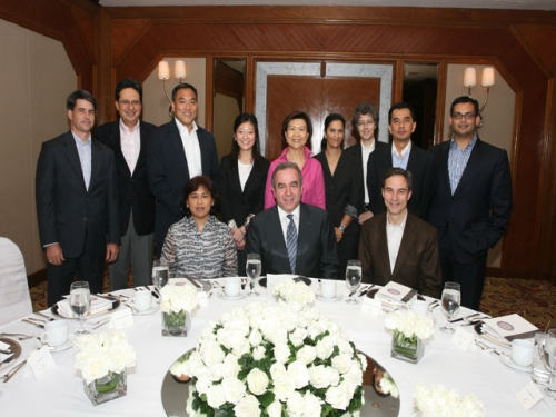 (21 May 2011) KLBC Lunch with US Assistant State Secretary - 6