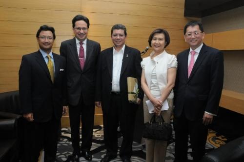 (21 May 2012) KLBC Fireside Chat with YB Dato  Saifuddin - 10