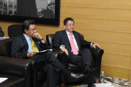 (21 May 2012) KLBC Fireside Chat with YB Dato  Saifuddin - 4