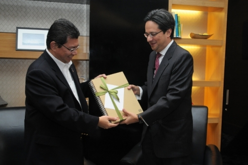 (21 May 2012) KLBC Fireside Chat with YB Dato  Saifuddin - 9