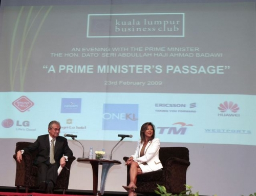 (23 February 2009) An Evening with the Prime Minister - 2