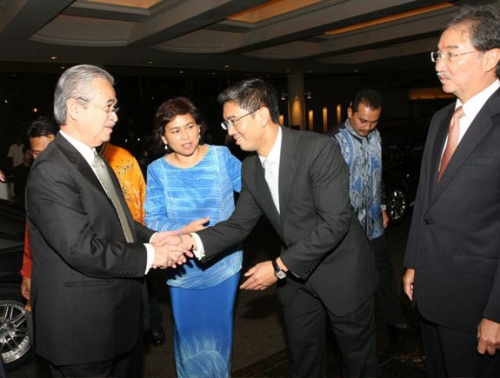 (23 February 2009) An Evening with the Prime Minister - 26