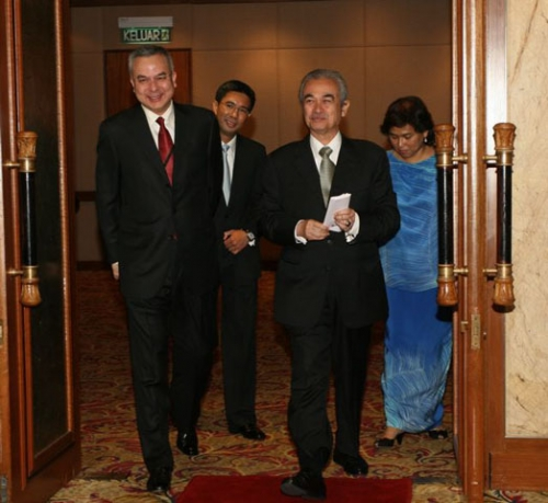 (23 February 2009) An Evening with the Prime Minister - 28