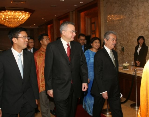 (23 February 2009) An Evening with the Prime Minister - 29