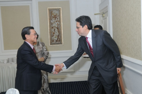 (23 March 2010) KLBC Luncheon with Singapore DPM and Minister of Home Affairs - 8