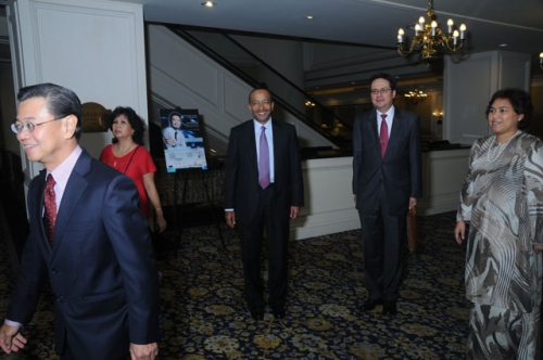 (23 March 2010) KLBC Luncheon with Singapore DPM and Minister of Home Affairs - 9
