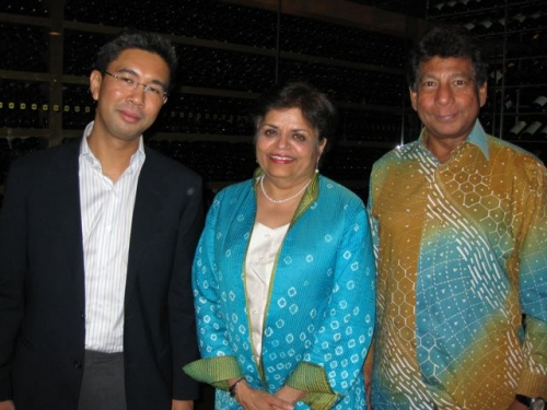 (24 April 2009) KLBC BoD Dinner-Meeting with President of Asia Society - 3