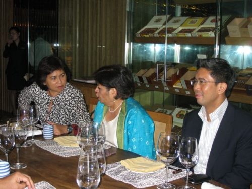 (24 April 2009) KLBC BoD Dinner-Meeting with President of Asia Society - 4