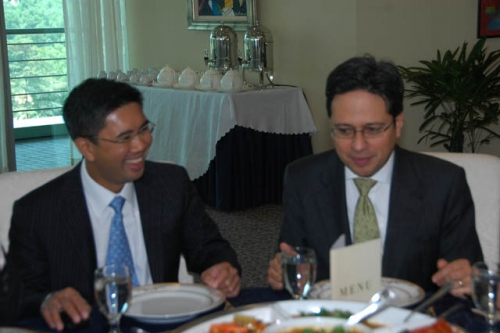 (24 March 2010) KLBC Lunch Meeting with Chairman of Securities Commission - 2