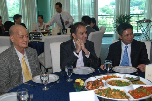 (24 March 2010) KLBC Lunch Meeting with Chairman of Securities Commission - 3