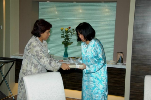(24 March 2010) KLBC Lunch Meeting with Chairman of Securities Commission - 7