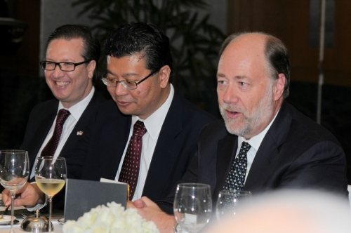 (25 June 2013) Dinner Meeting with US ASEAN Business Council - 11