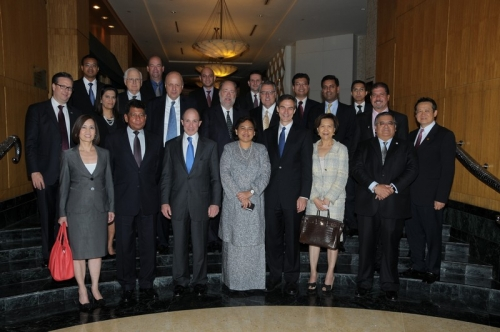 (25 June 2013) Dinner Meeting with US ASEAN Business Council - 17