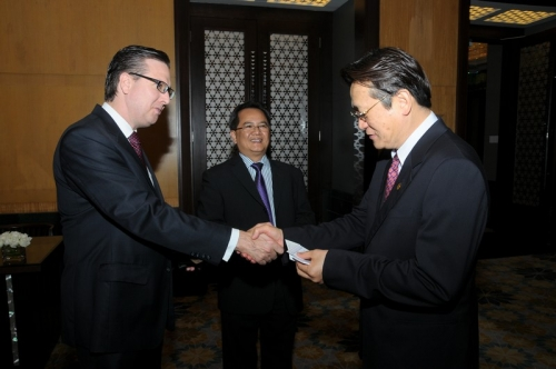 (25 June 2013) Dinner Meeting with US ASEAN Business Council - 2