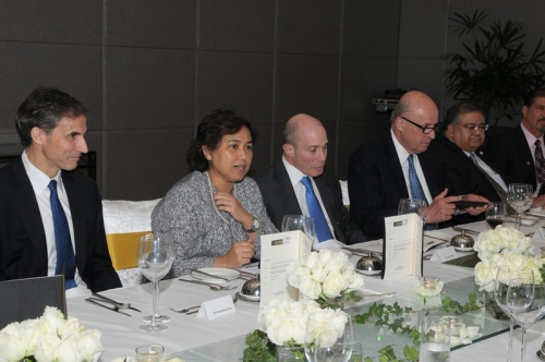 (25 June 2013) Dinner Meeting with US ASEAN Business Council - 4