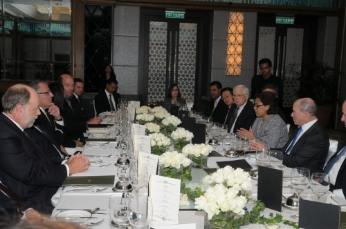 (25 June 2013) Dinner Meeting with US ASEAN Business Council - 5