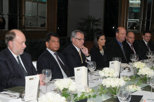 (25 June 2013) Dinner Meeting with US ASEAN Business Council - 6