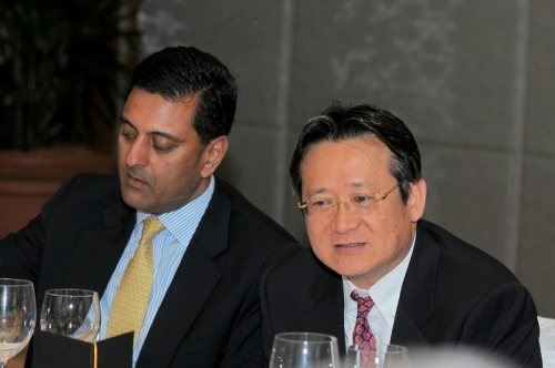 (25 June 2013) Dinner Meeting with US ASEAN Business Council - 7