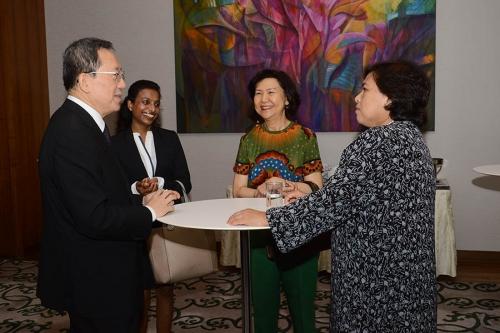 (25 March 2019) KLBC Fireside Chat with Tan Sri Datuk Dr Rebecca Fatima Sta Maria -1