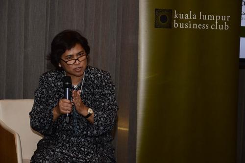 (25 March 2019) KLBC Fireside Chat with Tan Sri Datuk Dr Rebecca Fatima Sta Maria -10