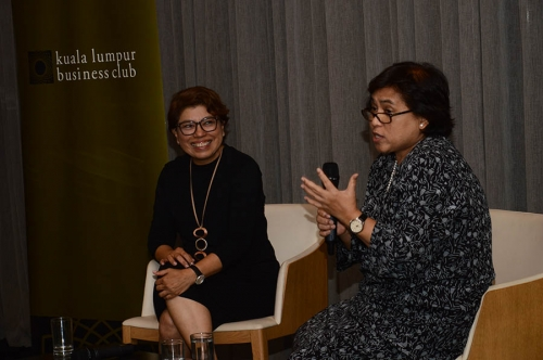 (25 March 2019) KLBC Fireside Chat with Tan Sri Datuk Dr Rebecca Fatima Sta Maria -11