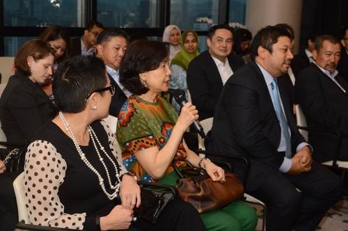 (25 March 2019) KLBC Fireside Chat with Tan Sri Datuk Dr Rebecca Fatima Sta Maria -12