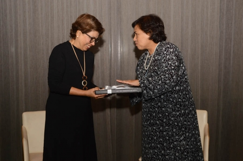 (25 March 2019) KLBC Fireside Chat with Tan Sri Datuk Dr Rebecca Fatima Sta Maria -16