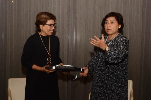 (25 March 2019) KLBC Fireside Chat with Tan Sri Datuk Dr Rebecca Fatima Sta Maria -17