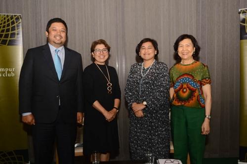 (25 March 2019) KLBC Fireside Chat with Tan Sri Datuk Dr Rebecca Fatima Sta Maria -18
