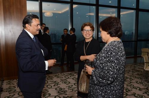 (25 March 2019) KLBC Fireside Chat with Tan Sri Datuk Dr Rebecca Fatima Sta Maria -3