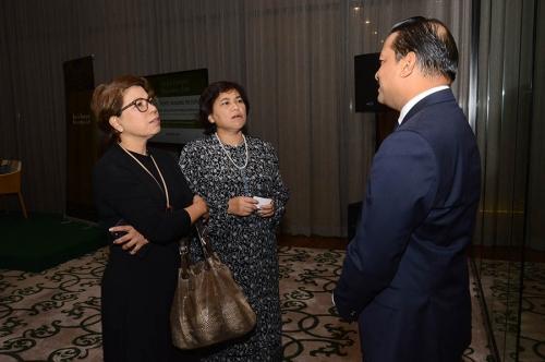 (25 March 2019) KLBC Fireside Chat with Tan Sri Datuk Dr Rebecca Fatima Sta Maria -4