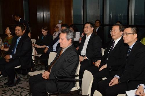 (25 March 2019) KLBC Fireside Chat with Tan Sri Datuk Dr Rebecca Fatima Sta Maria -7
