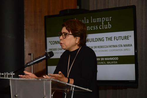 (25 March 2019) KLBC Fireside Chat with Tan Sri Datuk Dr Rebecca Fatima Sta Maria -9