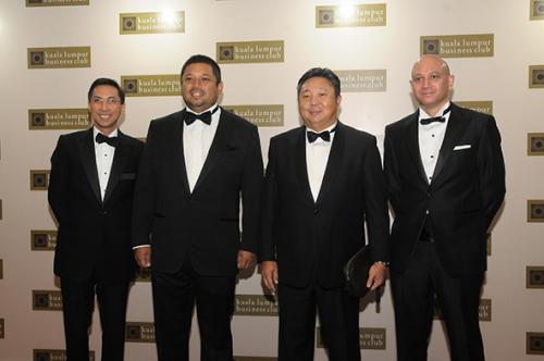 (26 August 2016) KLBC Gala Dinner   Launch of Diplomat Dialogue Series - 1
