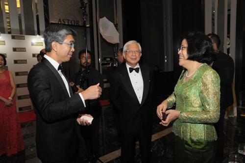 (26 August 2016) KLBC Gala Dinner   Launch of Diplomat Dialogue Series - 10