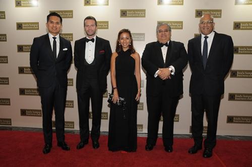 (26 August 2016) KLBC Gala Dinner   Launch of Diplomat Dialogue Series - 12
