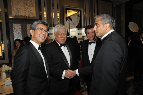 (26 August 2016) KLBC Gala Dinner   Launch of Diplomat Dialogue Series - 13