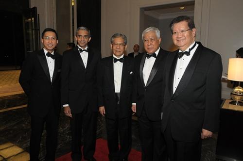 (26 August 2016) KLBC Gala Dinner   Launch of Diplomat Dialogue Series - 15