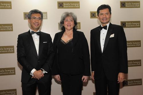 (26 August 2016) KLBC Gala Dinner   Launch of Diplomat Dialogue Series - 17