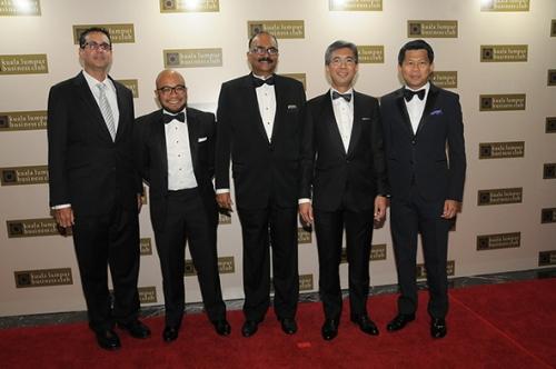 (26 August 2016) KLBC Gala Dinner   Launch of Diplomat Dialogue Series - 21