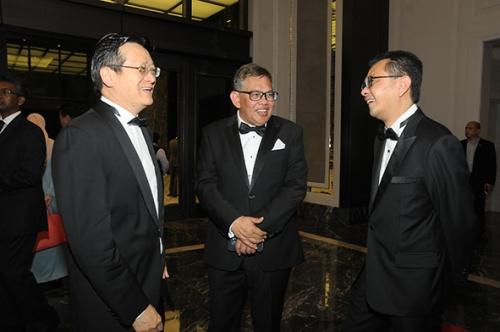 (26 August 2016) KLBC Gala Dinner   Launch of Diplomat Dialogue Series - 22