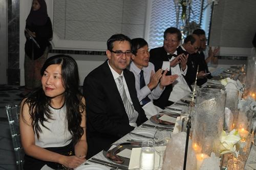 (26 August 2016) KLBC Gala Dinner   Launch of Diplomat Dialogue Series - 27