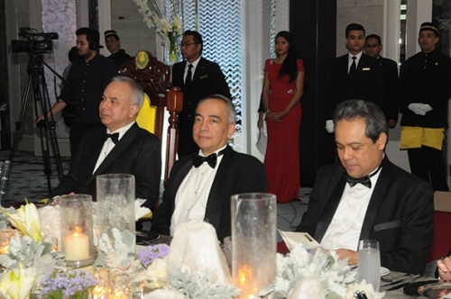 (26 August 2016) KLBC Gala Dinner   Launch of Diplomat Dialogue Series - 28